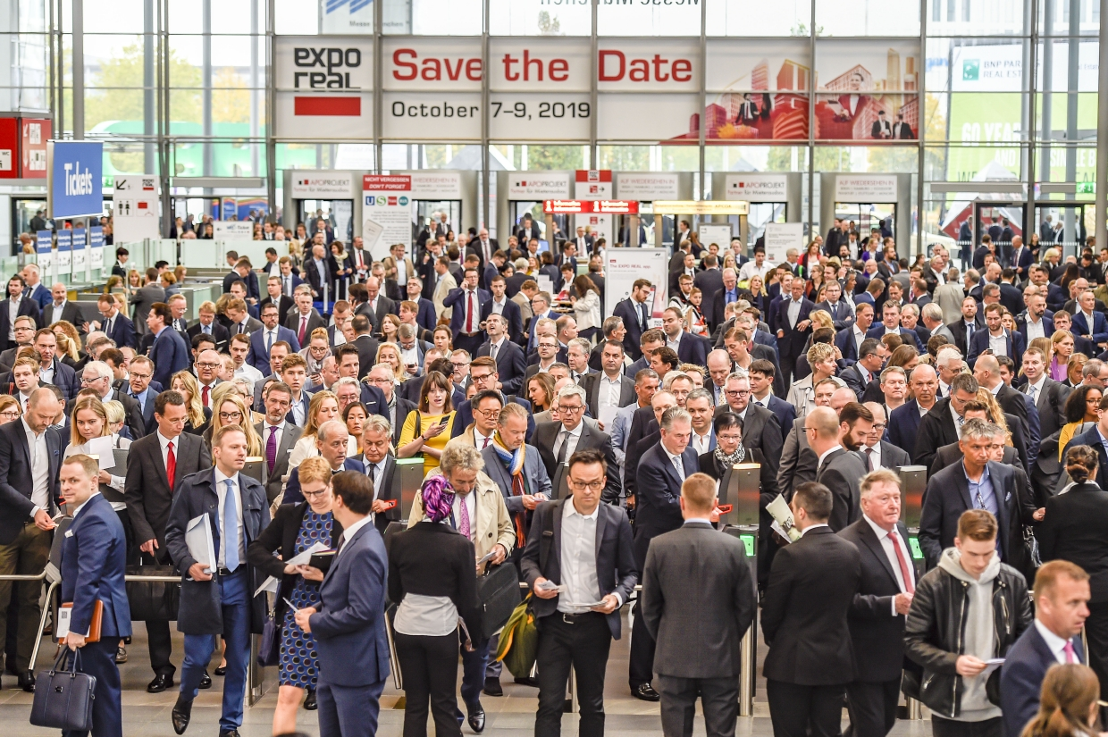 Expo Real 2018, Messe München