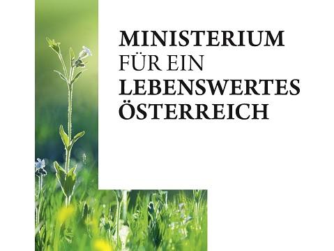 Logo Bundesministerium für Land- und Forstwirtschaft, Umwelt und Wasserwirtschaft